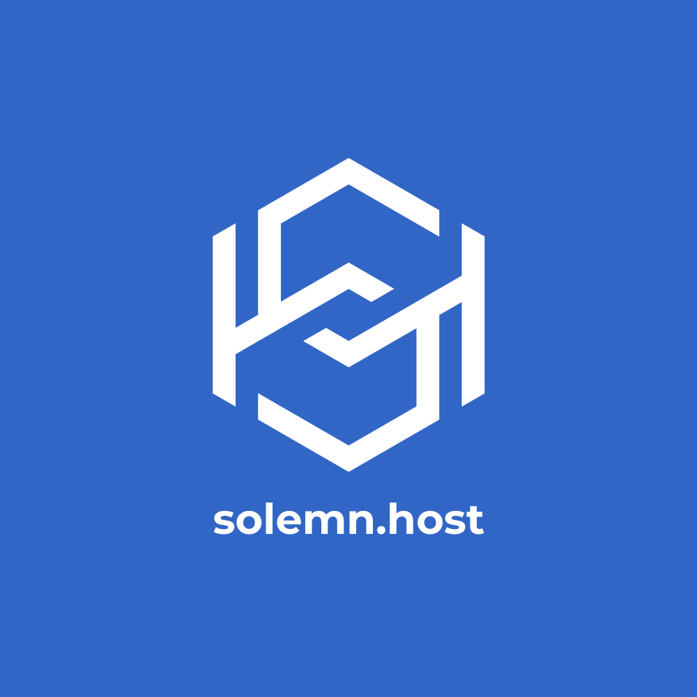 solemn-masternode-hosting-logo